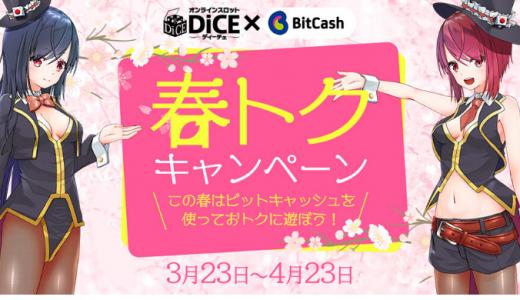 [BitCash] 春トクキャンペーン|2020年4月23日(木)まで